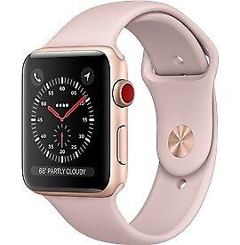 Apple Watch - Series 3 - GPS & Cellular - 42mm