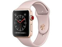 *Brand New - Never opened* Rose Gold Apple Watch series 3 -42mm