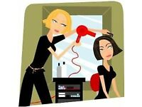 FEMALE HAIR STYLIST REQUIRED - IMMEDIATE START