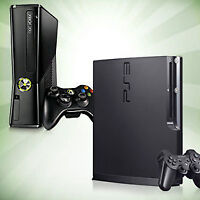Looking for a PS3 or Xbox 360 for a FAIR PRICE !