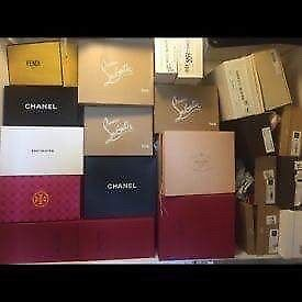 I BUY ALL KINDS OF DESIGNER BRANDS EMPTY BOXES, EMPTY CARRIER/SHOPPING BAGS & EMPTY WATCH BOXES