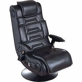 X rocker pro 2.1 gaming chair!