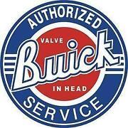 Vintage Buick Sign