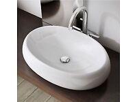 Ceramic Bathroom Basin Sink Wash Bowl