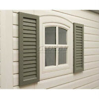 Wanted Vinyl Window Shutters