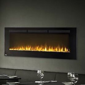 Napoleon Allure Wall Mounted Electric Fireplace (Brand new)