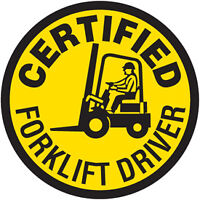 Entry Level, Certified Forklift Drivers