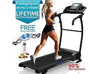 Prestige Sports XM- Prodynamic treadmill