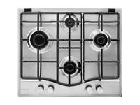 Hotpoint 4 Ring Gas Hob GP641X ***NEW & UNOPENED***
