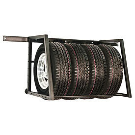 Storage rack for Tires