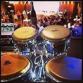BONGO PLAYER AVAILABLE FOR WEDDINGS GIGS PARTY CLUB BAR