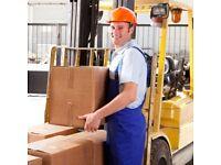 Urgent Warehouse Worker Required