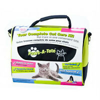 Pet travel kits and accessories