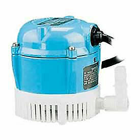 Little Giant 501016 1-Y 230V Small Submersible Pump 205 GPH