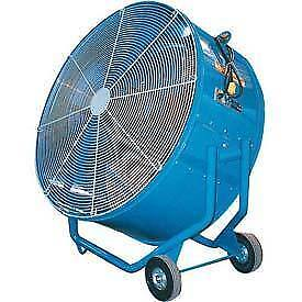 "Sure Flame 42"" Construction Fan FN42 1 HP 14000 CFM ( air mover )"