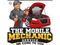 MOBILE MOTORCYCLE AND CAR MECHANIC