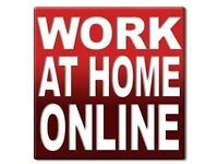 Online work wanted