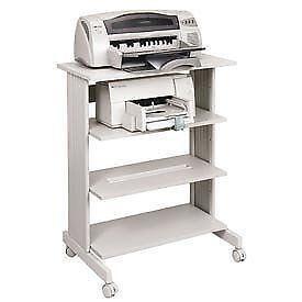 Buddy Products Euroflex 4 Level Printer Stand, 19.875 x 35.625 x