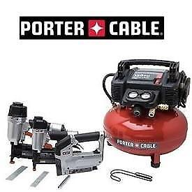 NEW PORTER-CABLE 3 TOOL COMBO KIT PCFP12234 225538489 POWER TOOL
