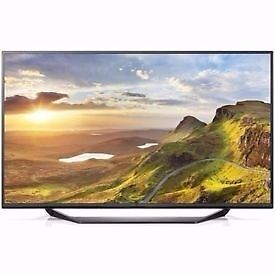 LG 49UF770V 49 Inch Smart WiFi Built-in Ultra HD 4K LED TV with Freeview HD, WITH 12 MONTHS WARRANTY