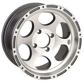 "Itp type 7 wheels 12""  4/110 2+5"