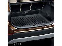 BMW X1 (E84) LUGGAGE COMPARTMENT TRAY