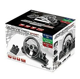 Drive Pro Sport Racing Wheel (For PS4/PS3/XBOX ONE)