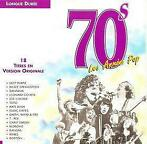 cd - Various - 70s - Les Annees POP