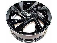 Genuine Nissan Note 16 inch alloy wheels x4