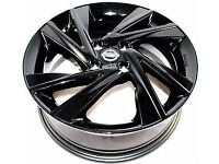 Genuine Nissan Note 16 inch alloy wheels x4 (Fits Micra)