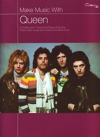 QUEEN MAKE MUSIC WITH Guitar Tab Edition