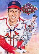 Autographed Sports Memorabilia