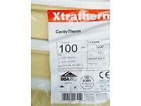 100mm xtratherm cavitytherm insulation