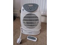 Fan heater with remote control SilverCrest SHLF 2000 A1