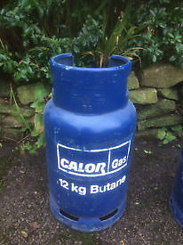 12KG Butane Gas Bottle, Calor Gas Bottle, Mini Cabinet Heater, Camping Bottle,plus can do delivery!!