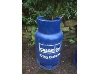 12KG Butane Gas Bottle, Calor Gas Bottle,Camping Bottle (can also deliver)