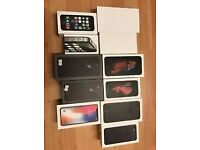 iPhone box only (iPhone 6, 6s, 7, 8, Plus, X, XS, XS Max and many more models)