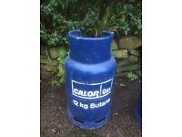 12KG Butane Gas Bottle, Calor Gas Bottle, Mini Cabinet Heater, Camping Bottle,plus I could deliver!
