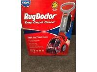 RUG DOCTOR - DEEP CARPET CLEANER *BRAND NEW*