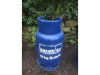 12KG Butane Gas Bottle, Calor Gas Bottle,Camping Bottle{ can also deliver!}