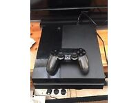 PS4 500gb in Perfect Condition