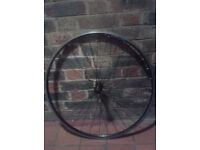 Shimano R500 R501 road race fast front wheel qr 700c clincher