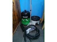 Nematic wet n dry upholstery cleaner