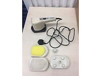 Hand Held Physio Massager, electric, for whole body