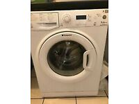 21 Hotpoint WMEF963 9kg 1600Spin White A+++Rated LCD Washing Machine 1YEAR WARRANTY FREE DEL N FIT