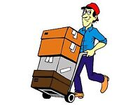 24/7 MAN AND LUTON VAN DELIVERY SERVICE HOUSE MOVING LORRY TRUCK HIRE WITH A TRANSPORT MOVER DRIVER