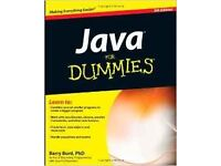 Java for Dummies (5th Edition) Book