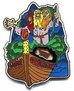 Epcot Norway Pin