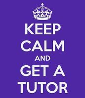 Bilingual Tutor with 10 years of experience!
