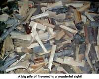 Do you need help Splitting Stacking or Cutting wood?